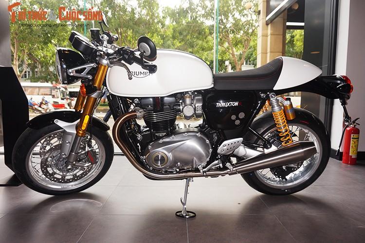 Moto Triumph Thruxton R chinh hang gia 595 trieu tai VN-Hinh-2