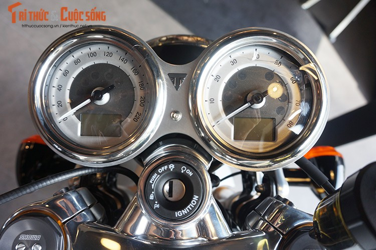 Moto Triumph Thruxton R chinh hang gia 595 trieu tai VN-Hinh-4