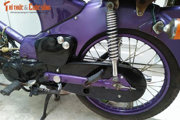 Honda sieu Cub 50 gia chi 5,5 trieu tai Sai Gon-Hinh-6