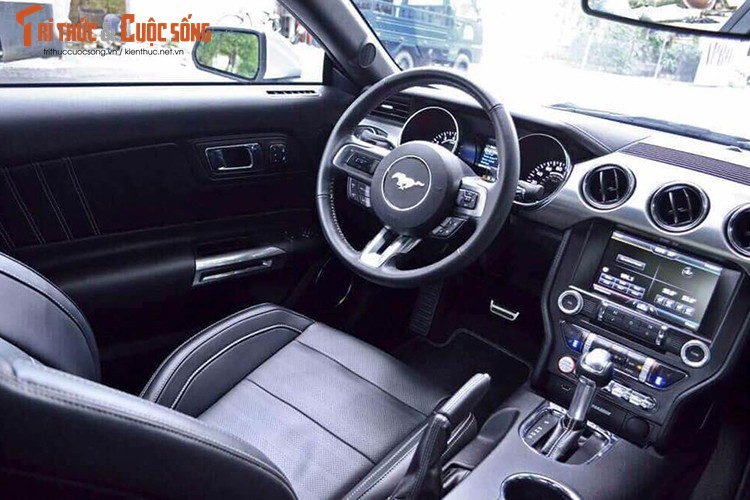Can canh Ford Mustang GT gia hon 3 ty tai Viet Nam-Hinh-6