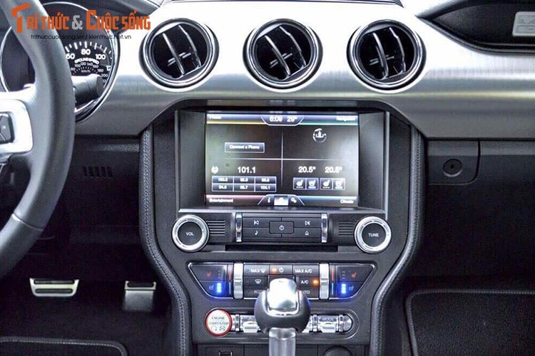 Can canh Ford Mustang GT gia hon 3 ty tai Viet Nam-Hinh-9