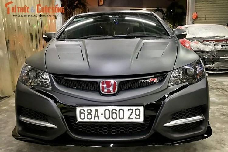 Tho Sai Gon do Honda Civic cu nhu sieu xe chi 215 trieu-Hinh-3