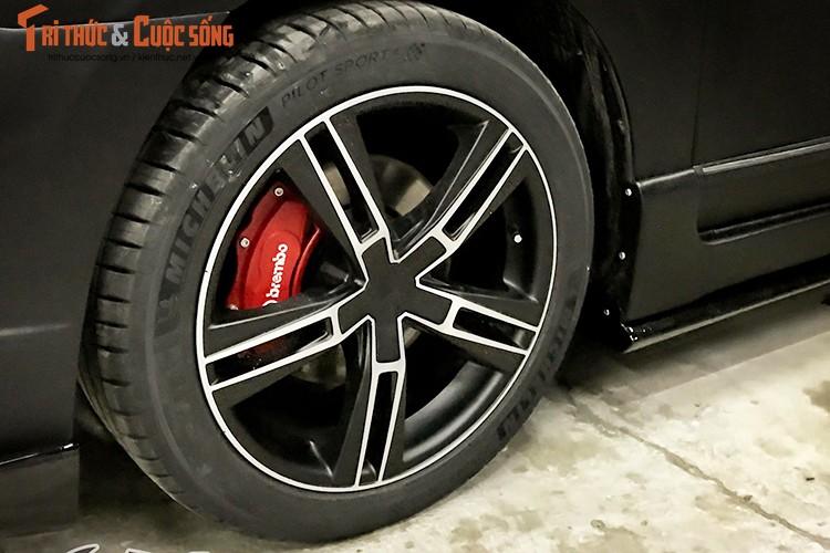 Tho Sai Gon do Honda Civic cu nhu sieu xe chi 215 trieu-Hinh-6