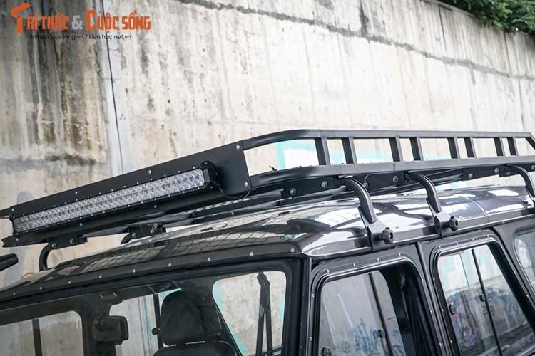 Xe oto Nga UAZ Hunter do 200 trieu dong tai Ha Noi-Hinh-6