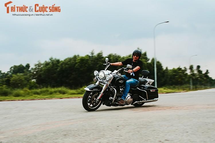 Cam lai Harley-Davidson Road King 2017 gia 1,1 ty dong-Hinh-14