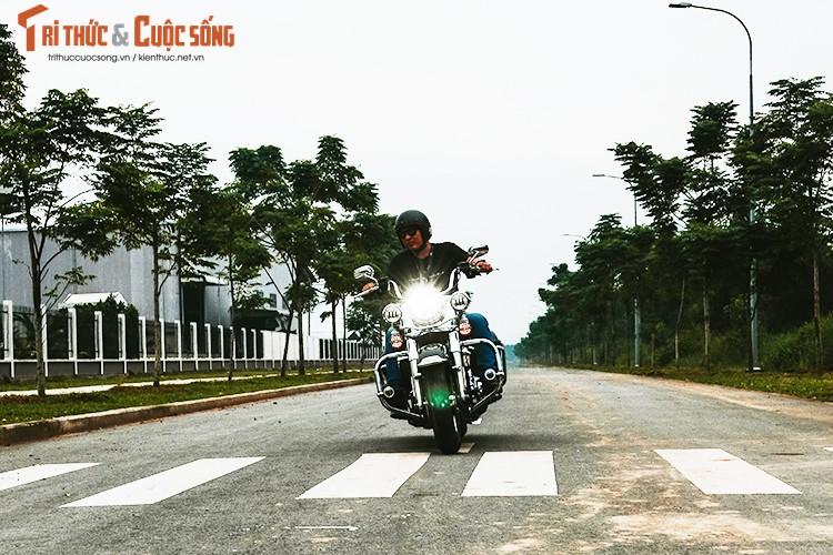 Cam lai Harley-Davidson Road King 2017 gia 1,1 ty dong-Hinh-16