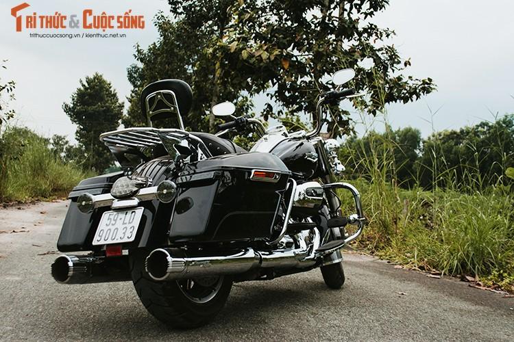 Cam lai Harley-Davidson Road King 2017 gia 1,1 ty dong-Hinh-3