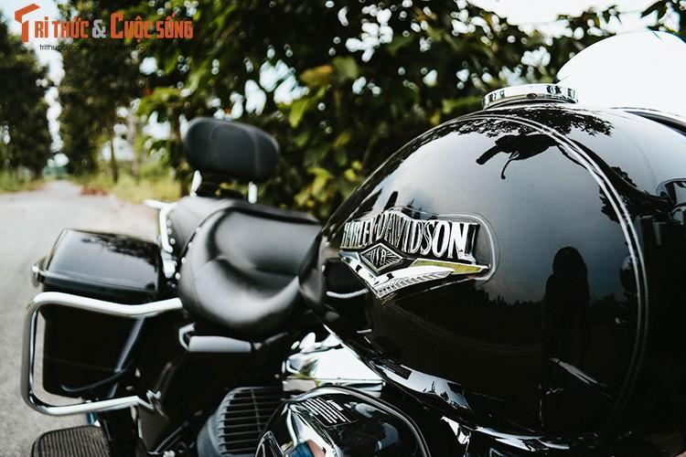 Cam lai Harley-Davidson Road King 2017 gia 1,1 ty dong-Hinh-4