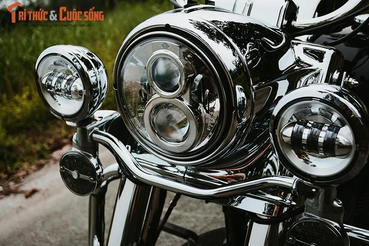 Cam lai Harley-Davidson Road King 2017 gia 1,1 ty dong-Hinh-5