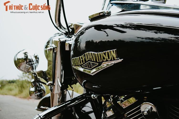 Cam lai Harley-Davidson Road King 2017 gia 1,1 ty dong-Hinh-7