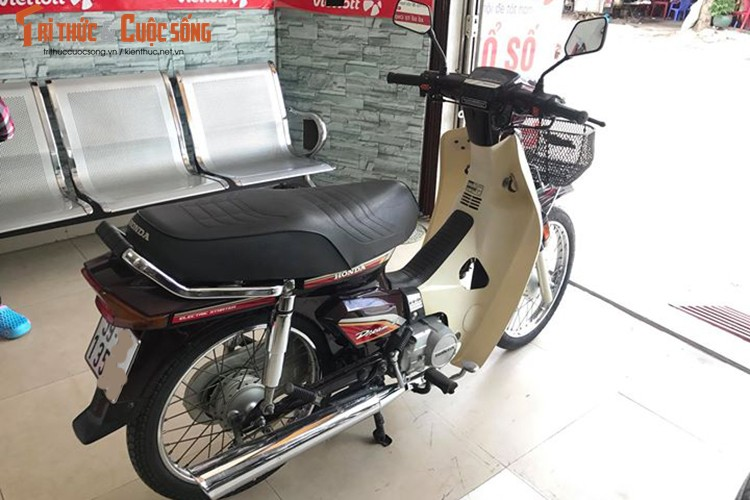 "Honda Dream II ""trum men"" hon 100 trieu tai Sai Gon-Hinh-15"