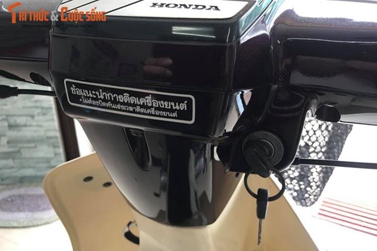 "Honda Dream II ""trum men"" hon 100 trieu tai Sai Gon-Hinh-4"
