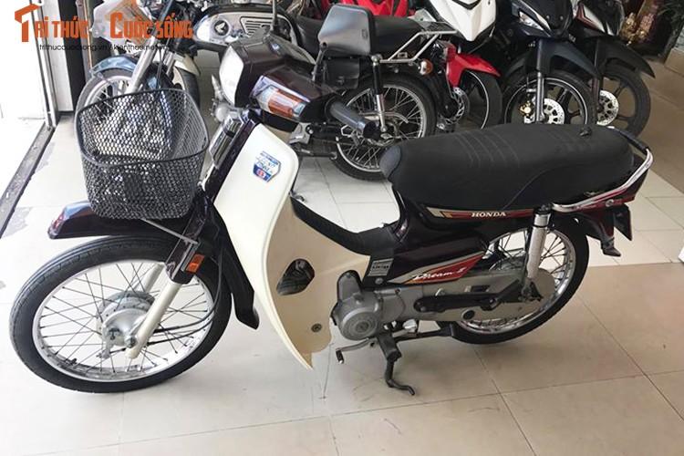 "Honda Dream II ""trum men"" hon 100 trieu tai Sai Gon"