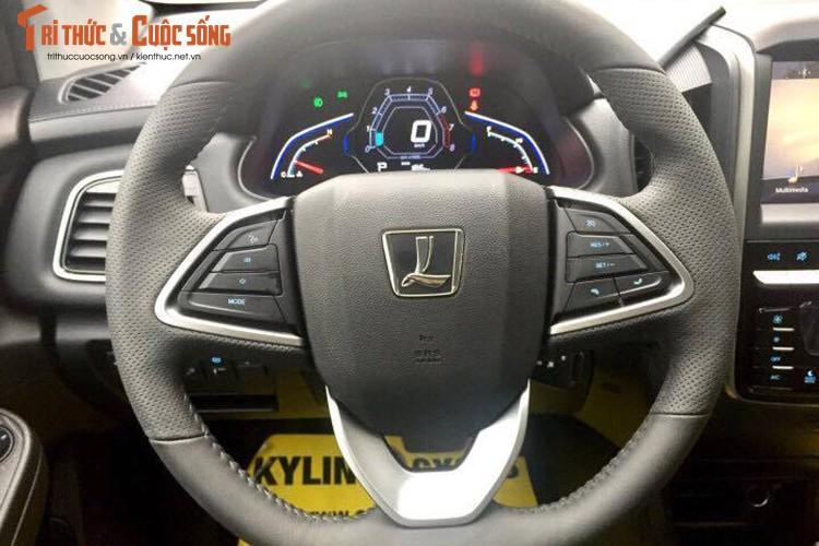 "Xe oto Luxgen S3 gia 598 trieu ""doi dau"" Mazda3 tai VN-Hinh-7"