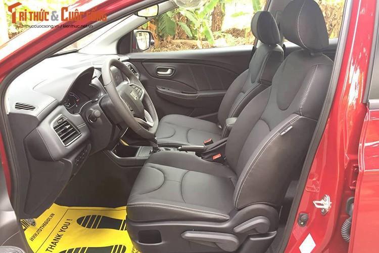"Xe oto Luxgen S3 gia 598 trieu ""doi dau"" Mazda3 tai VN-Hinh-8"
