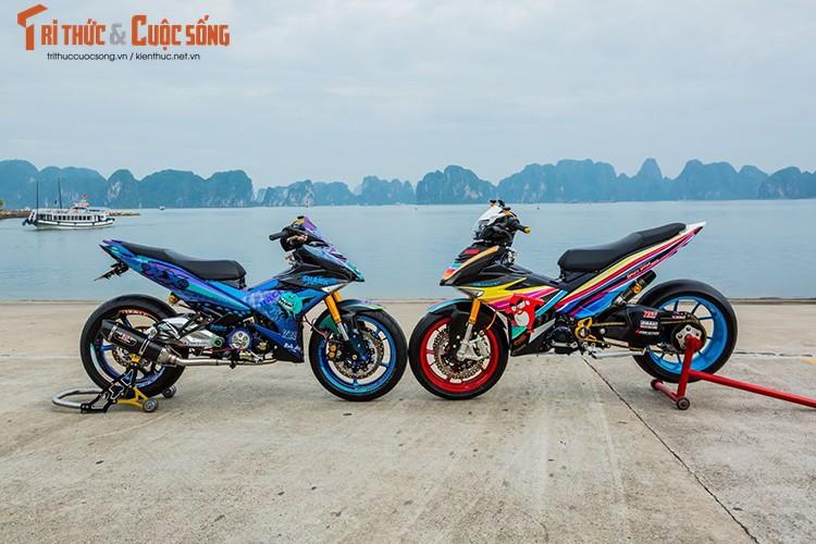 Xe no Yamaha Exciter 135 do chat nhat Vinh Bac Bo-Hinh-12
