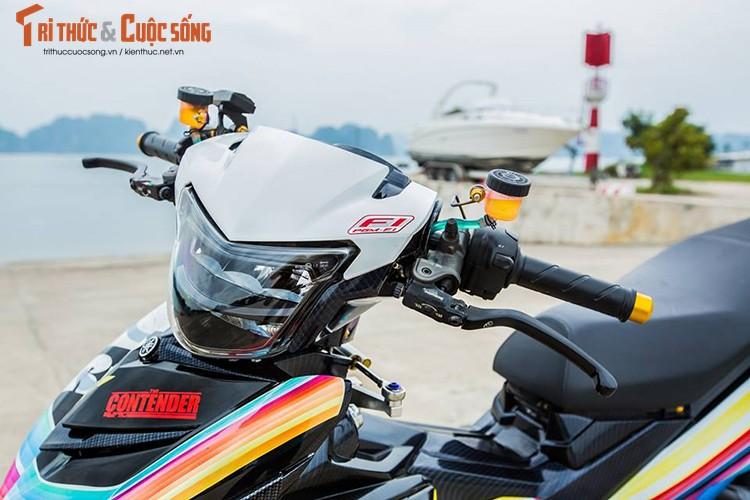 Xe no Yamaha Exciter 135 do chat nhat Vinh Bac Bo-Hinh-3