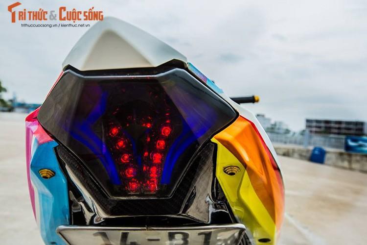 Xe no Yamaha Exciter 135 do chat nhat Vinh Bac Bo-Hinh-6