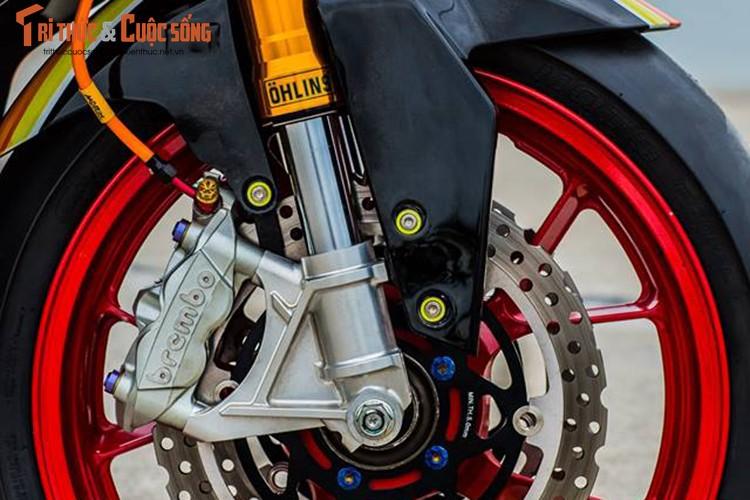 Xe no Yamaha Exciter 135 do chat nhat Vinh Bac Bo-Hinh-7