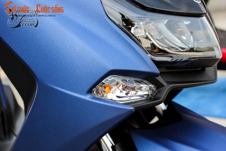 """Yamaha ra mat SMax 155 ABS gia 80 trieu """"dau"""" Honda PCX-Hinh-3"""