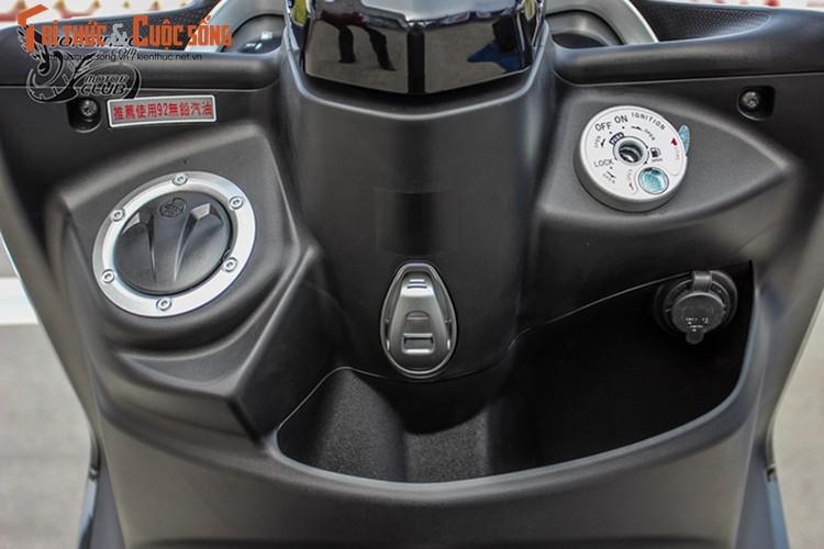 """Yamaha ra mat SMax 155 ABS gia 80 trieu """"dau"""" Honda PCX-Hinh-6"""