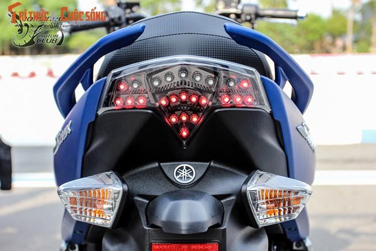 """Yamaha ra mat SMax 155 ABS gia 80 trieu """"dau"""" Honda PCX-Hinh-9"""