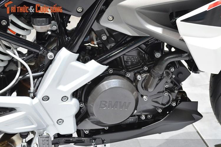 Can canh moto BMW G310GS gia 180 trieu tai Viet Nam-Hinh-11