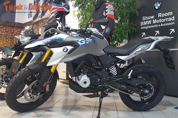 Can canh moto BMW G310GS gia 180 trieu tai Viet Nam-Hinh-12