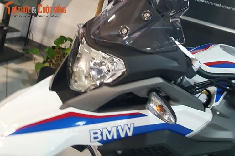 Can canh moto BMW G310GS gia 180 trieu tai Viet Nam-Hinh-3