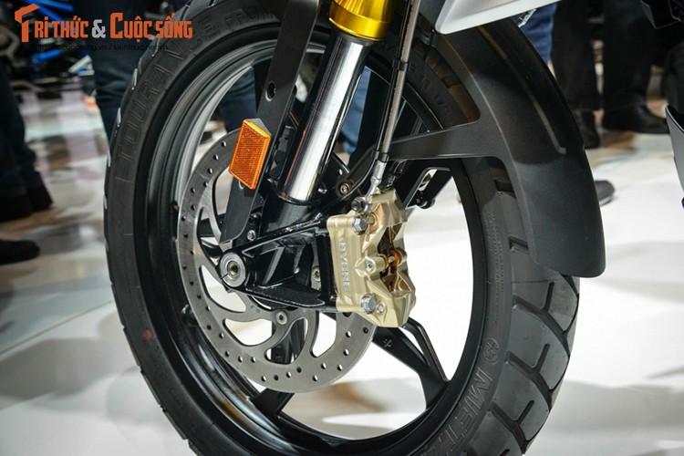 Can canh moto BMW G310GS gia 180 trieu tai Viet Nam-Hinh-8