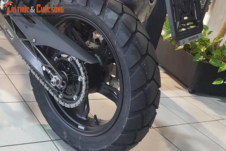 Can canh moto BMW G310GS gia 180 trieu tai Viet Nam-Hinh-9