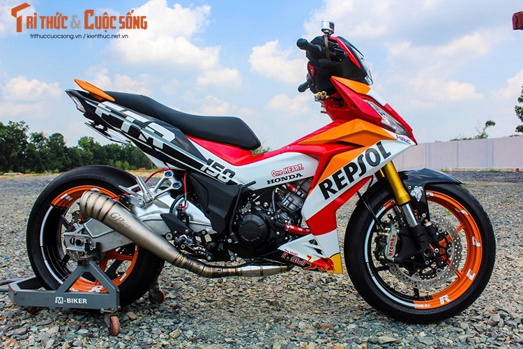 Top 10 xe may Honda Winner do dep nhat Viet Nam-Hinh-9