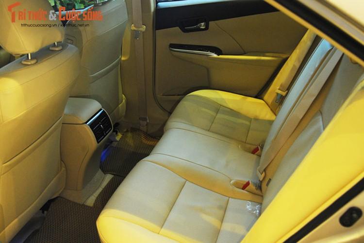 Can canh Toyota Camry moi gia chi 947 trieu tai Ha Noi-Hinh-9