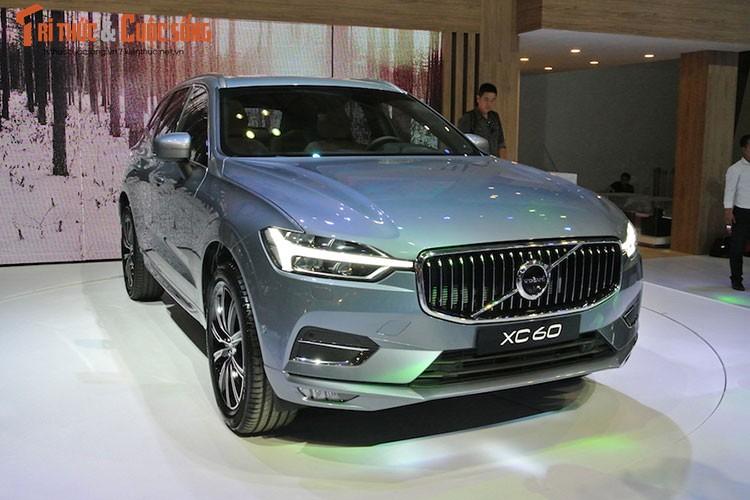 """Volvo XC60 2018 """"chot gia"""" 2,45 ty dong tai Viet Nam-Hinh-11"""
