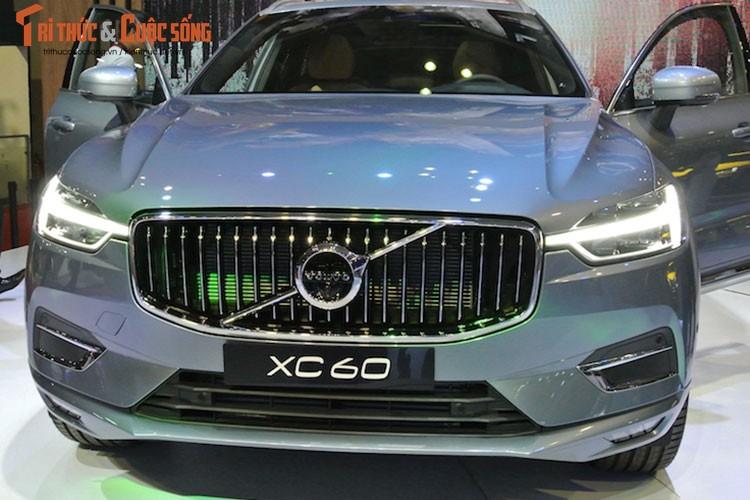 """Volvo XC60 2018 """"chot gia"""" 2,45 ty dong tai Viet Nam-Hinh-3"""