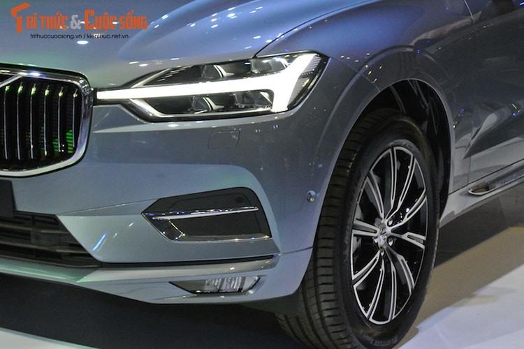 """Volvo XC60 2018 """"chot gia"""" 2,45 ty dong tai Viet Nam-Hinh-4"""