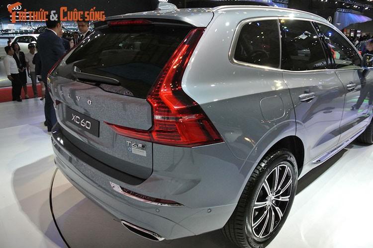"""Volvo XC60 2018 """"chot gia"""" 2,45 ty dong tai Viet Nam-Hinh-5"""