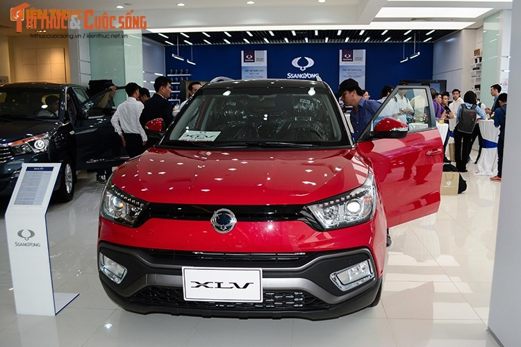 "Ssangyong Viet Nam ""dai ha gia"" Tivoli XLV 180 trieu dong-Hinh-10"