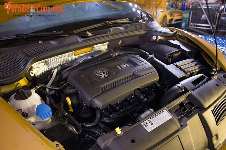 """""""Con bo"""" Volkswagen Beetle gia hon 1,4 ty tai Viet Nam-Hinh-10"""