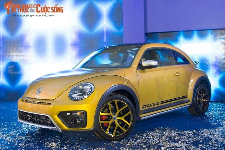 """""""Con bo"""" Volkswagen Beetle gia hon 1,4 ty tai Viet Nam-Hinh-11"""