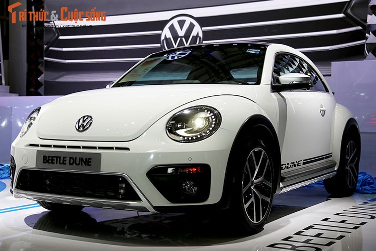 """""""Con bo"""" Volkswagen Beetle gia hon 1,4 ty tai Viet Nam-Hinh-12"""