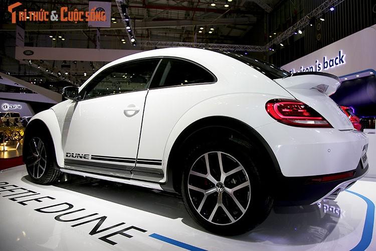 """""""Con bo"""" Volkswagen Beetle gia hon 1,4 ty tai Viet Nam-Hinh-4"""