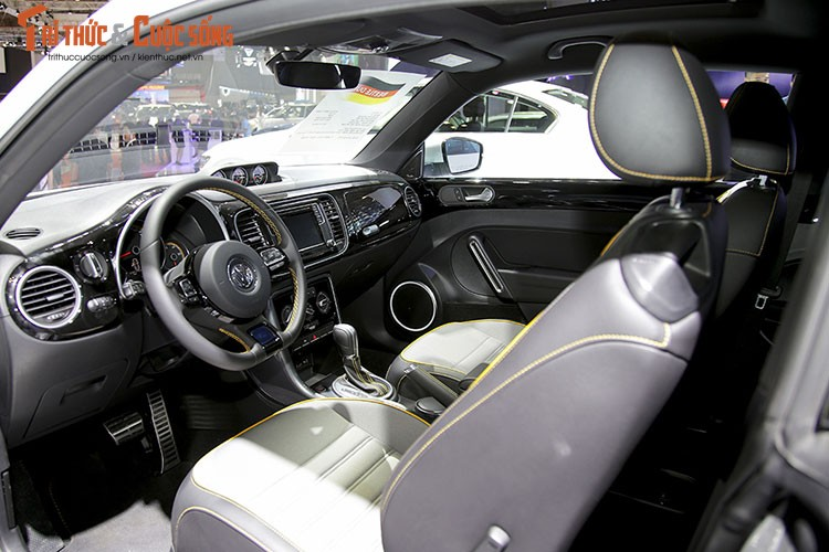 """""""Con bo"""" Volkswagen Beetle gia hon 1,4 ty tai Viet Nam-Hinh-6"""