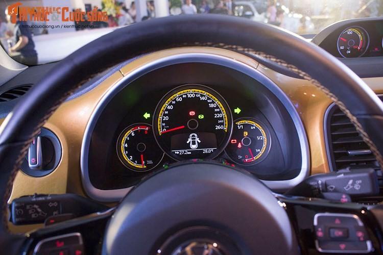 """""""Con bo"""" Volkswagen Beetle gia hon 1,4 ty tai Viet Nam-Hinh-9"""