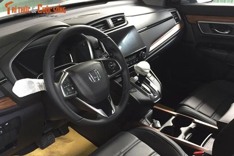 """Hang nong"" Honda CR-V 7 cho lan banh o Ha Noi-Hinh-5"