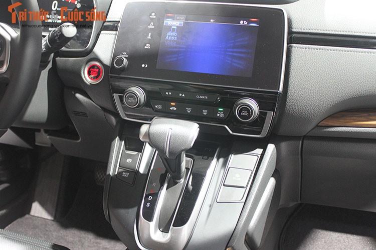 Can canh Honda CR-V 7 cho gia hon 1 ty tai VIet Nam-Hinh-10