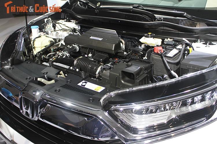 Can canh Honda CR-V 7 cho gia hon 1 ty tai VIet Nam-Hinh-13