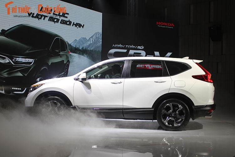 Can canh Honda CR-V 7 cho gia hon 1 ty tai VIet Nam-Hinh-2
