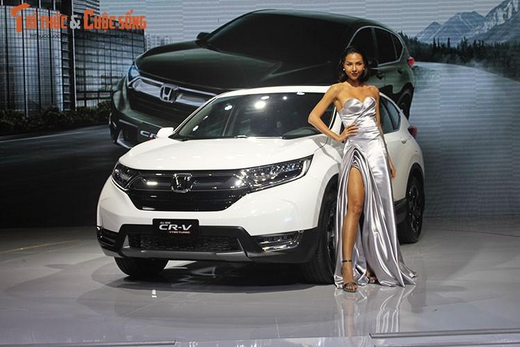 Can canh Honda CR-V 7 cho gia hon 1 ty tai VIet Nam-Hinh-3