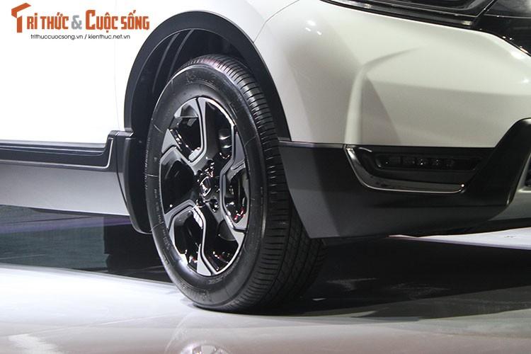 Can canh Honda CR-V 7 cho gia hon 1 ty tai VIet Nam-Hinh-5